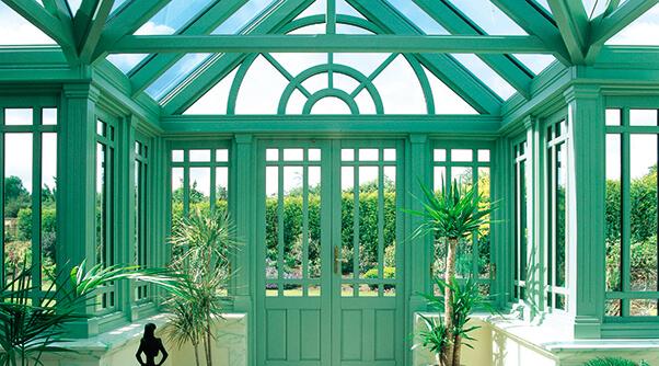 Orangery Design Same as Conservatory?